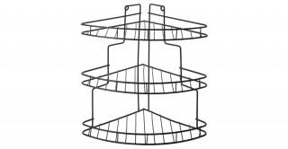 Villena Wire Shelf Black