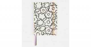 Doodle Floral A5 Notebook
