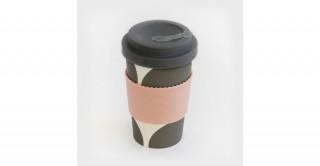 Big Spot Bamboo Coffee Cup