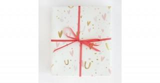 Confetti Wedding Wrap