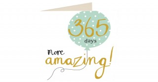 Hey You 365 Days More Amazing Card