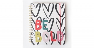 Be Bold Holiday Planner