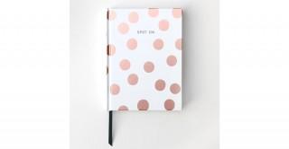 Spot On Hardback Notebook