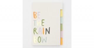 Multi Tab Notebook - Rainbow
