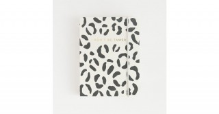 Leopard Small Chunky Notebook