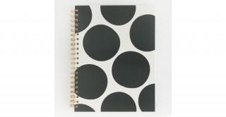 Big Spot Spiral Notebook