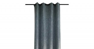 Bream Chinille Curtain Green