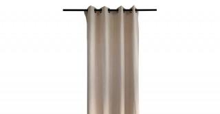 Bream Chinille Curtain Cream