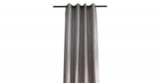 Marble Jacquard Curtain Grey