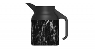 Nova Coffeepot Black Marble 1500ml