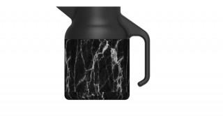 Nova Teapot Black Marble 1500ml