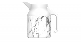 Nova Coffeepot White Marble 1500ml