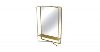 Helena Mirror Gold 71 cm