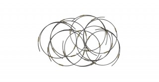 Swirl Metal Art