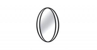 Vanity Mirror Black