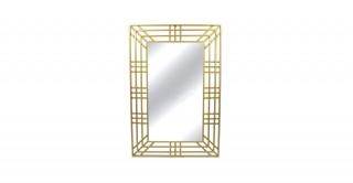 Vienne Mirror Gold 92 cm
