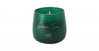 Green Tea Candle Green