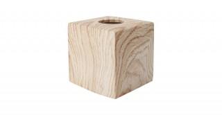 Maple Tissue Box