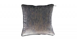Glits Printed Cushion 45 cm Grey