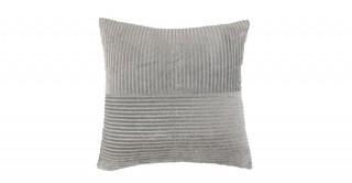 Ribbed Velvet Cushion 45 cm