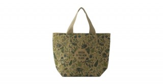 Typhoon Pure Green Is The New Black Lunch Bag