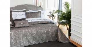 Josephine 5Pc Bridal Comforter Pink 260 x 270