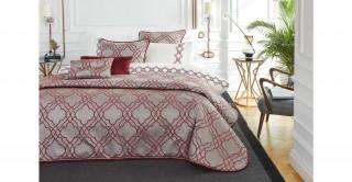 Milano 5Pc Bridal Comforter Burg 260 x 270