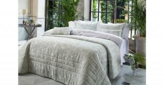 Emma 5Pc Bridal Comforter Set Mint 260 x 270