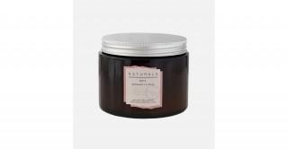 Bergamot Rose Jar Candle
