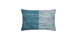Enjoy Printed Cushion Blue 45 cm