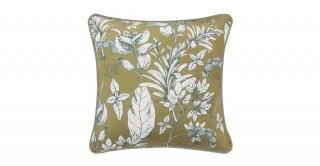 Doris Printed Cushion Yellow 40 cm