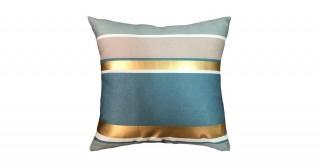 Elza Printed Cushion Blue 45 cm
