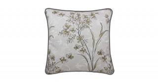 Agni Printed Cushion Gold 40 cm