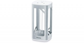 Philips UVC Disinfection Lamp -  Silver