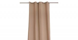 Blackout Curtain Panel Ivory