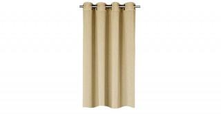 Blackout Curtain Panel Beige