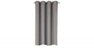 Blackout Curtain Panel Grey