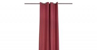 Blackout Curtain Panel Dark Pink