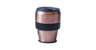 Hazlewood 2-Tier Vacuum Sealed Collapsible Cup Bronze