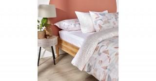 Kirby 3PCs Cotton Duvet Set 220 x 240