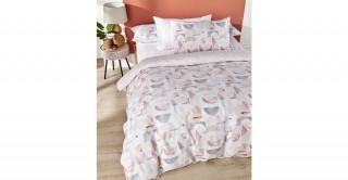 Kirby 3PCs Cotton Comforter Set 240 x 260