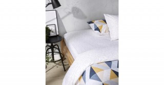 Milan 1PCs Cotton Sheet 200 x 200
