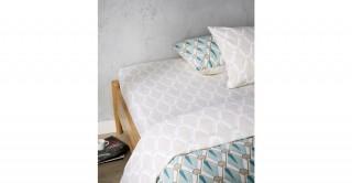 Crysler 1PCs Cotton Sheet 150 x 200