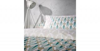 Crysler 2PCs Cotton Pillowcase 50 x 75