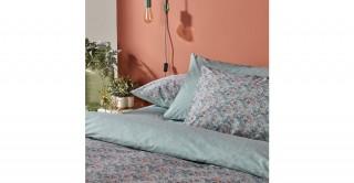 Sally 2PCs Cotton Pillowcase 50 x 75