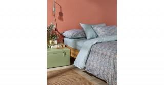 Sally 3PCs Cotton Duvet Set 220 x 240