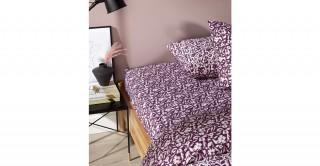Cassie 1PCs Cotton Sheet 150 x 200