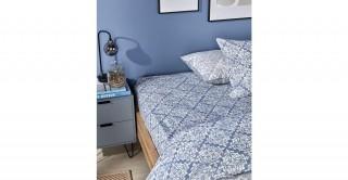 Morocco 1PCs Cotton Sheet 180 x 200