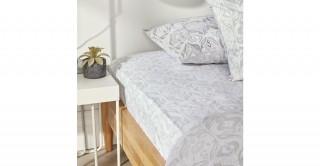 Priya 1PCs Cotton Sheet 180 x 200