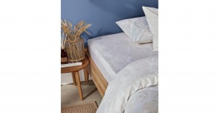 Quartz 1PCs Cotton Sheet 150 x 200